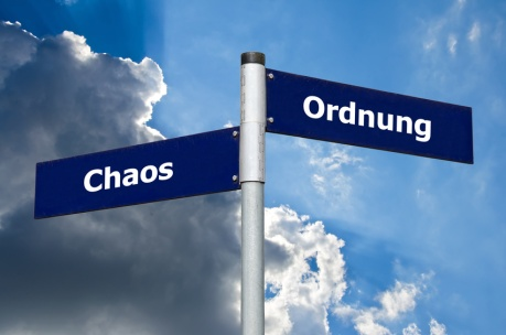 Schild Chaos Ordnung